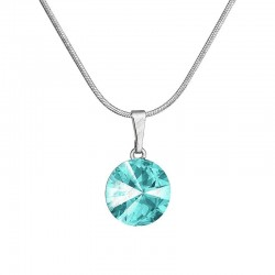 Collier Cristal Turquoise...