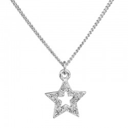 Necklace Stars Crystals ECLAT®