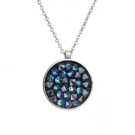 Crystal Shine Necklace By ECLAT®